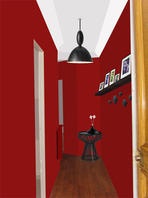 COULOIR-ROUGE