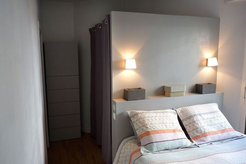 Interiors chambre for Photos dressing dans une chambre